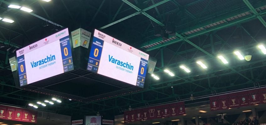 Varaschin - Sponsorship - Imoco Volley Conegliano