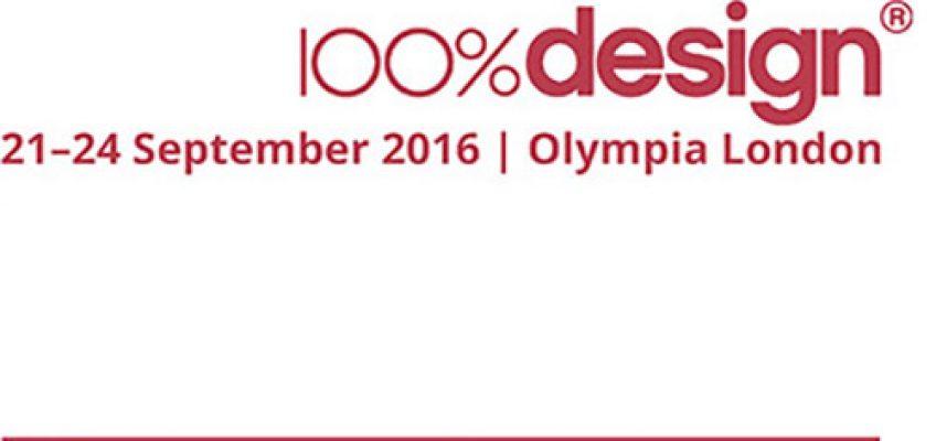 Varaschin - News - 100% Design, London – Italian design on a business trip