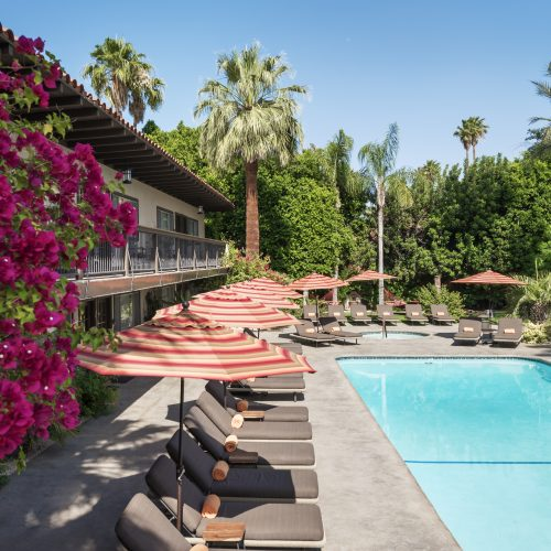 Biblos Santiago Resort - Palm Springs, California