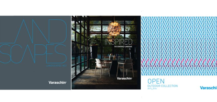 Varaschin - News - NEW CATALOGUE_