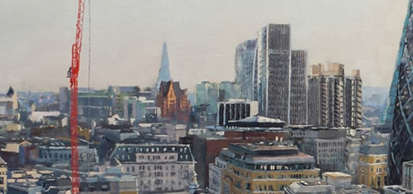 Varaschin - News - The London paintings