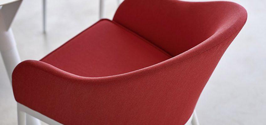 Varaschin - News - New product: Saia upholstered armchair