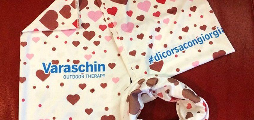Varaschin - Sponsorship - #dicorsacongiorgia