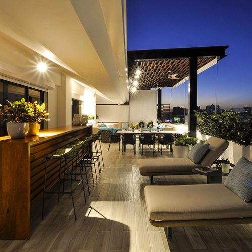 SAFARI PENTHOUSE - Santo Domingo
