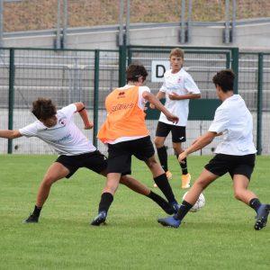 Varschin - Fontanafredda football team