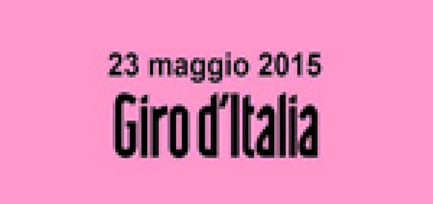 Varaschin - News - Giro d'Italia 2015