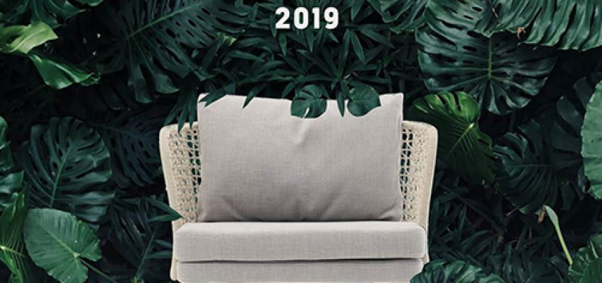Varaschin - News - I Saloni 2019 – Outdoor therapy