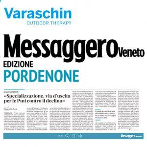Varschin - Varaschin – Messaggero Veneto