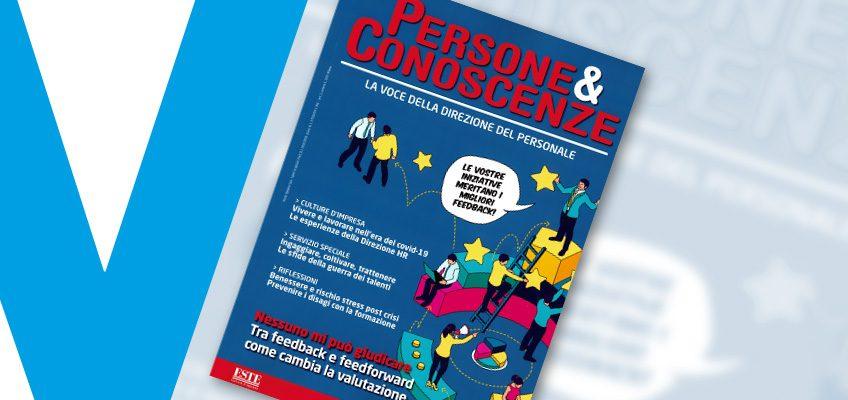 """Varaschin - News - Was uns die Pandemie lehrnt. Vortrag von Stefano Giust auf Nr. 144 von """"Persone&Conoscenze"""""""
