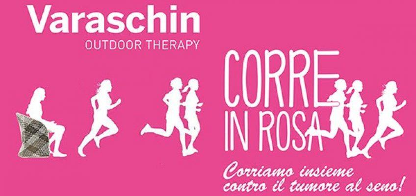 Varaschin - Sponsorship - #corriinrosa