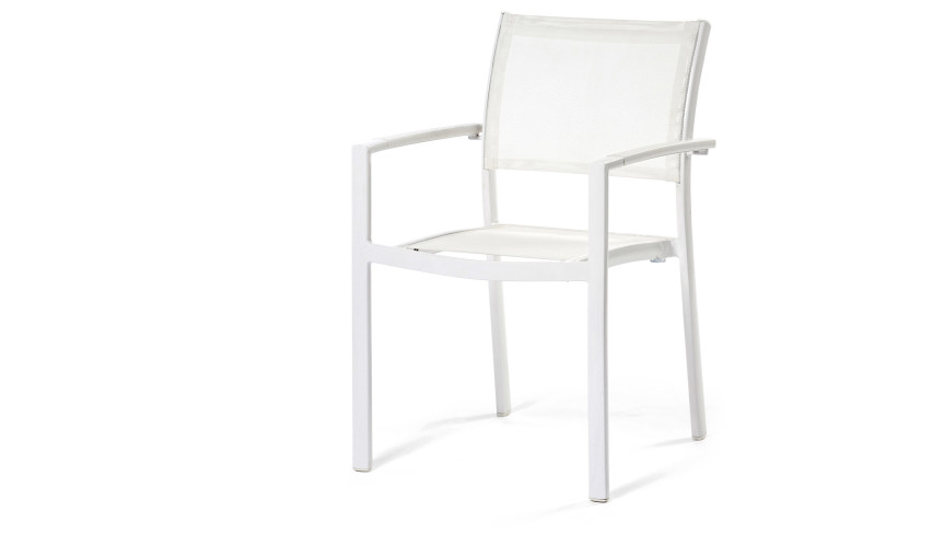 VICTOR Chair with arms - 5