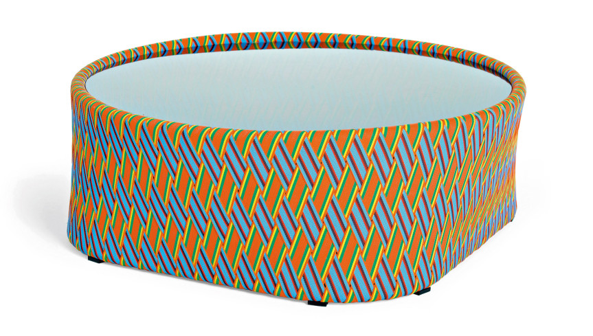 KENTE Coffee table - 5