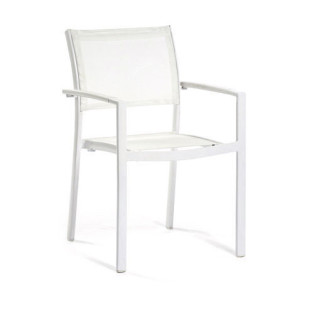 VICTOR Chair with arms